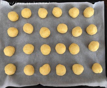 超详细图解版--流心奶黄月饼的做法 步骤28