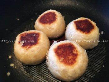 苏式鲜肉月饼(平底锅版)
