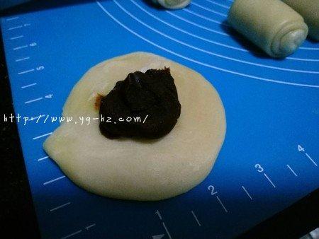 苏式红豆沙月饼的做法 步骤11