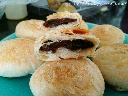 苏式红豆沙月饼的做法 步骤15