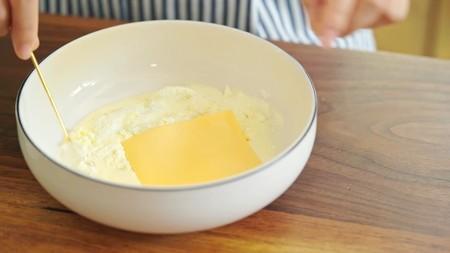 流心奶黄月饼(无吉士粉/转化糖浆版本)【曼食慢语】的做法 步骤2