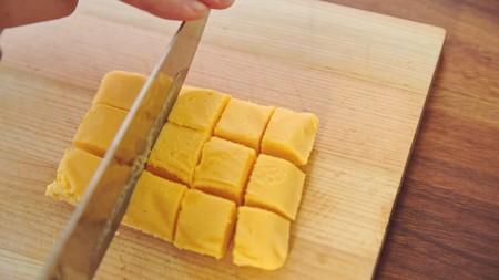 流心奶黄月饼(无吉士粉/转化糖浆版本)【曼食慢语】的做法 步骤5