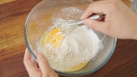 流心奶黄月饼(无吉士粉/转化糖浆版本)【曼食慢语】的做法 步骤7