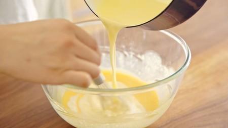 流心奶黄月饼(无吉士粉/转化糖浆版本)【曼食慢语】的做法 步骤8