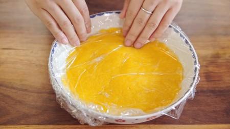 流心奶黄月饼(无吉士粉/转化糖浆版本)【曼食慢语】的做法 步骤11