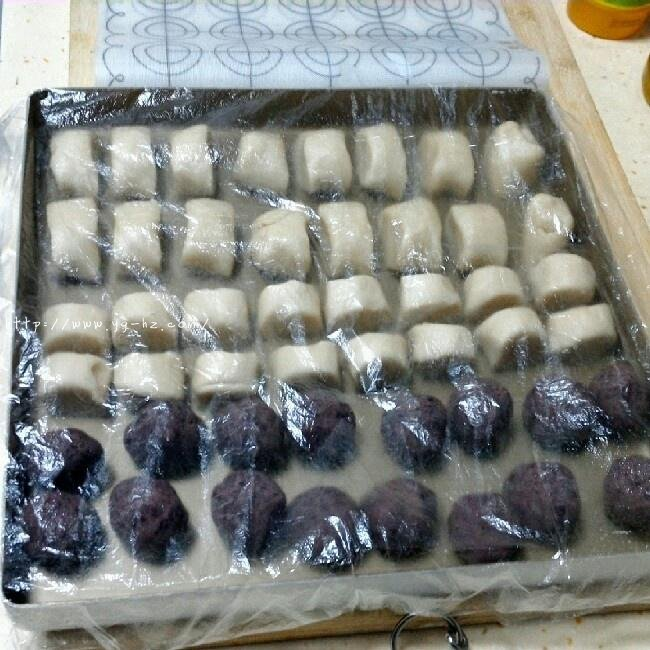 苏式月饼红豆酥的做法 步骤4