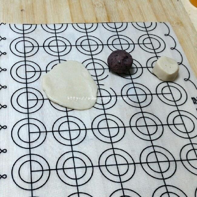 苏式月饼红豆酥的做法 步骤5