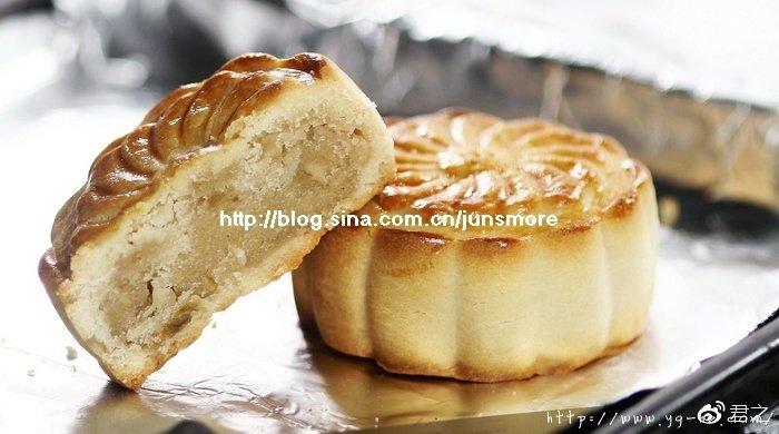 一款老味道的月饼,你想试试吗? | 提浆月饼