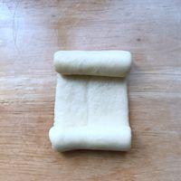 软到不知所措的牛奶卷的做法 步骤10