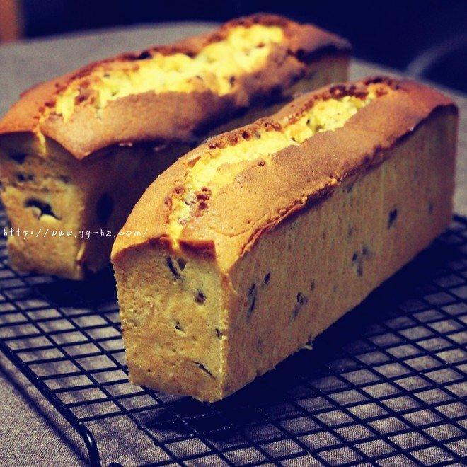 杏子磅蛋糕的做法