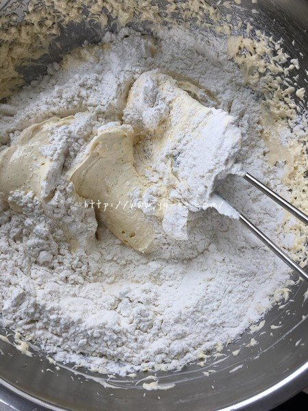 杏子磅蛋糕的做法 步骤5