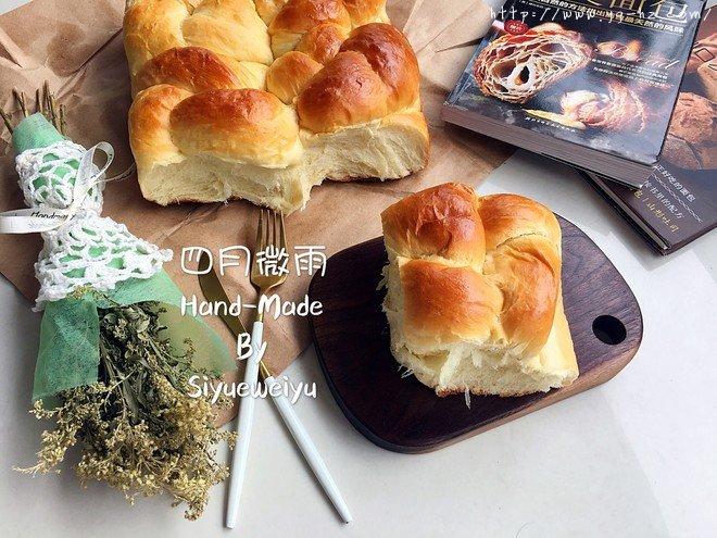 老式面包的做法