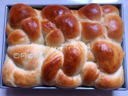 老式面包的做法 步骤16