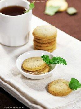 做出不一般的饼干,就这么简单 | 伯爵饼干
