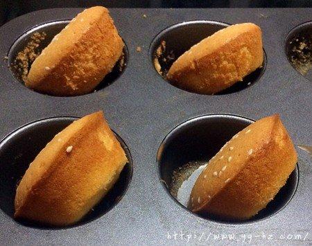超简单的无水蛋糕的做法 步骤10
