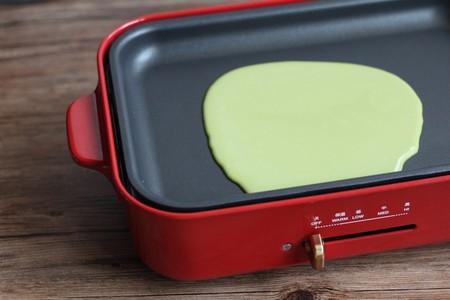 千层蛋糕卷--Bruno多功能烧烤机的做法 步骤6