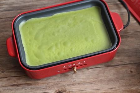 千层蛋糕卷--Bruno多功能烧烤机的做法 步骤8
