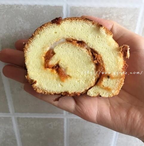 最好吃的香葱肉松卷(女侠森森)的做法