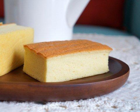 日式橙汁云朵蛋糕的做法 步骤17
