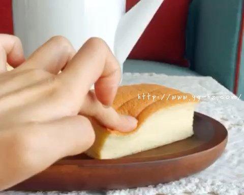 日式橙汁云朵蛋糕的做法 步骤19