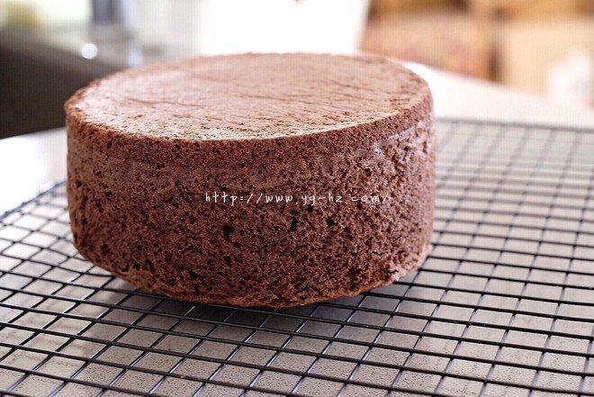 <熊谷裕子>可可海绵蛋糕的做法
