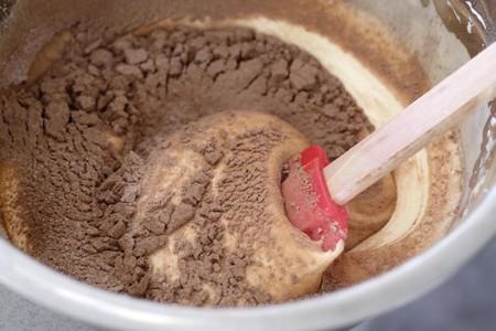 <熊谷裕子>可可海绵蛋糕的做法 步骤8