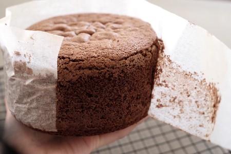 <熊谷裕子>可可海绵蛋糕的做法 步骤11