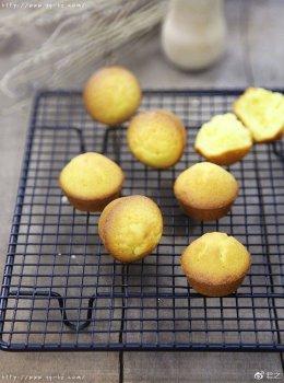超级快手的果味小蛋糕(橙味)