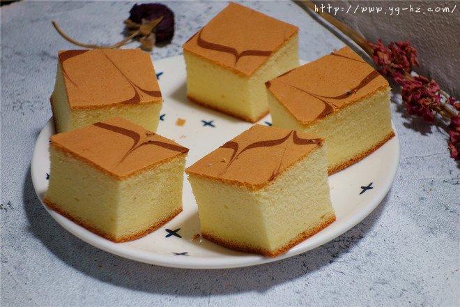 酸奶戚风蛋糕(26厘米定制烤盘)的做法
