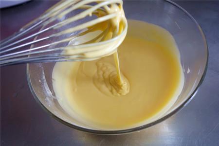 酸奶戚风蛋糕(26厘米定制烤盘)的做法 步骤9