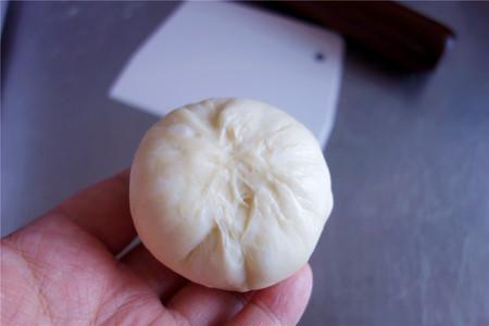 软噗噗的香芋小包的做法 步骤13