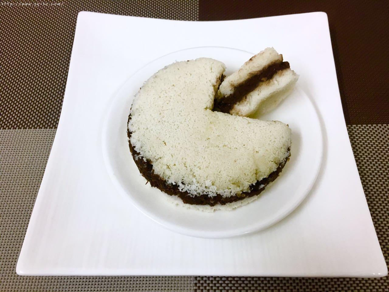 红豆沙松糕(超级详细菜鸟级TIPS)的做法 步骤19