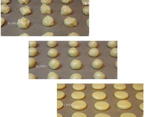 素油桃酥(酥有窍门)的做法 步骤6