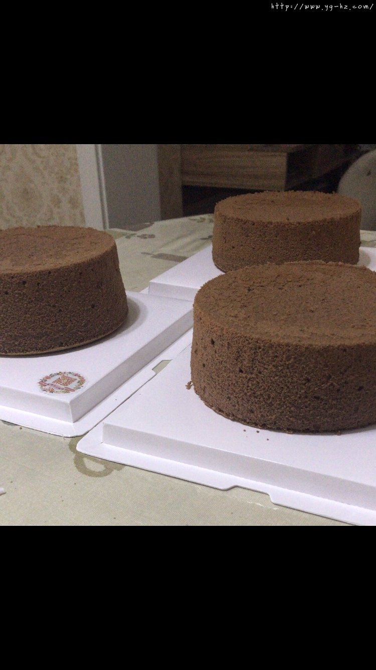 网红脏蛋糕的做法 步骤7