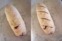 蔓越莓全麦黑糖面包的做法 步骤9