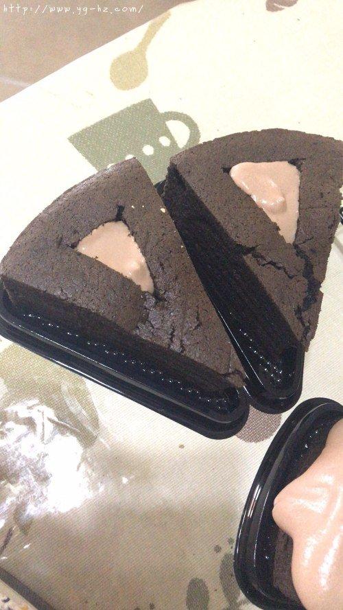 网红脏蛋糕的做法 步骤12