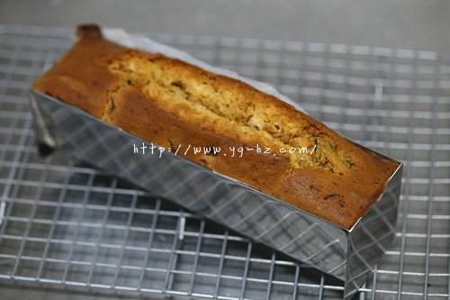 焦糖南瓜磅蛋糕的做法 步骤15