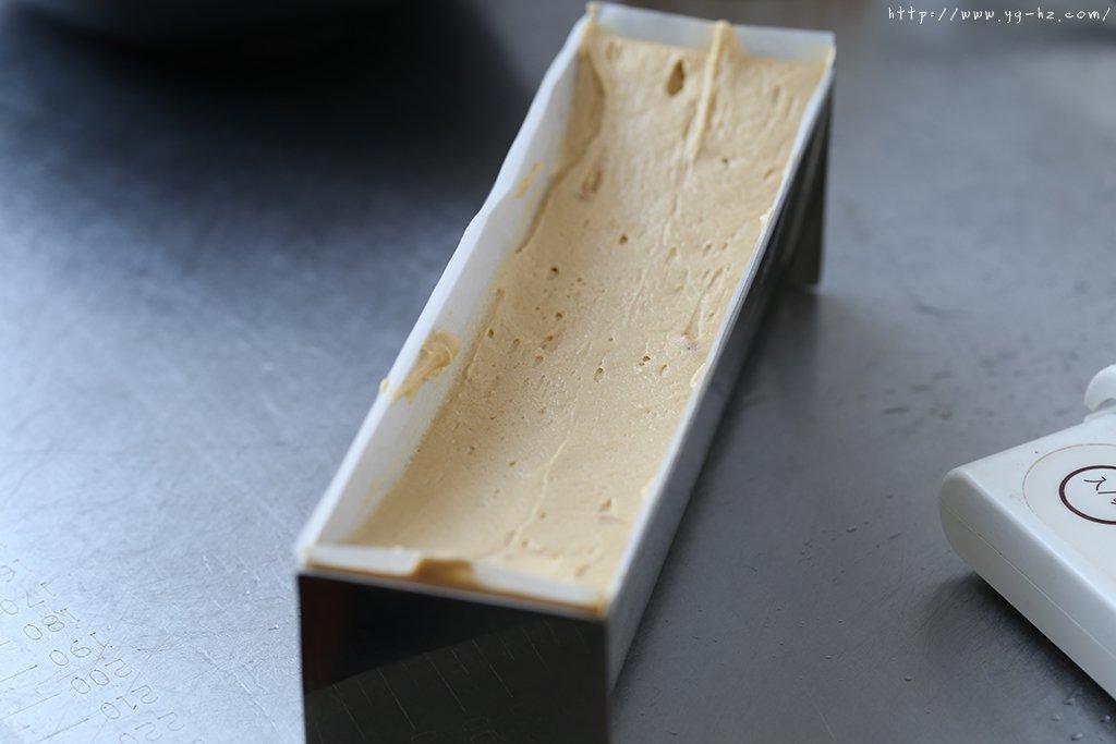 摩卡咖啡磅蛋糕的做法 步骤7