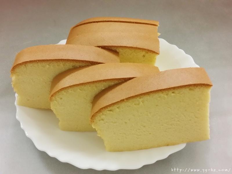 (视频)台湾原味古早味蛋糕的做法