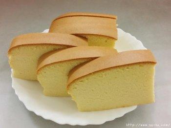台湾原味古早味蛋糕(视
