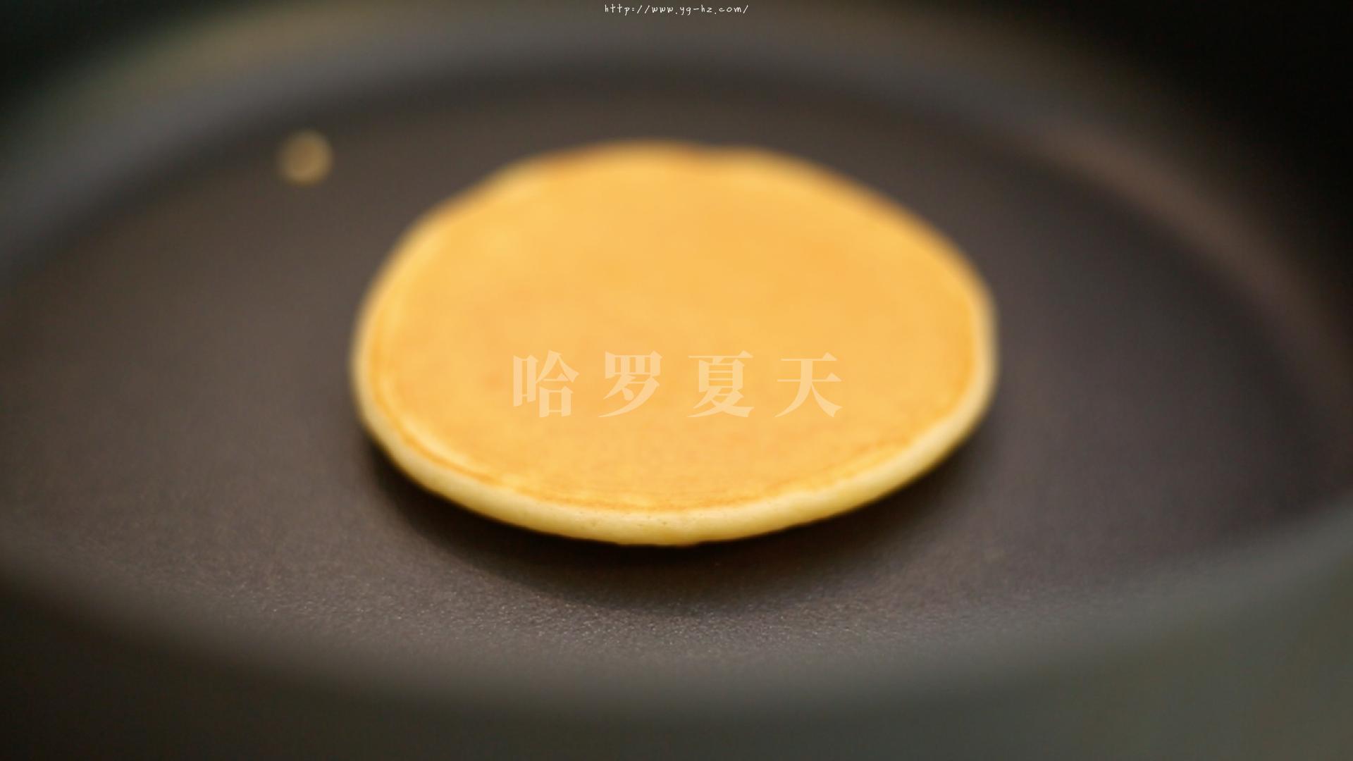 美式松饼/热香饼的做法 步骤7
