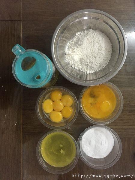 宝宝纸杯蛋糕的做法 步骤1