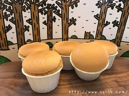 宝宝纸杯蛋糕的做法 步骤21