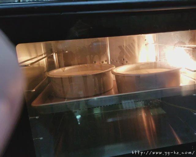 蛋糕的做法(8寸无水戚风私房专用)的做法 步骤24