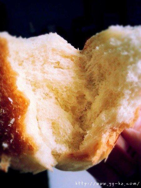 一次发酵椰蓉餐包的做法 步骤6