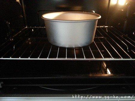 榴莲重芝士蛋糕的做法 步骤7