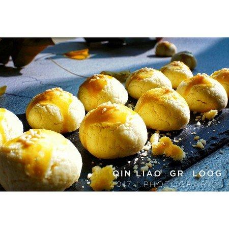 蜜豆一口酥的做法 步骤10