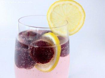 清凉一夏——柠檬杨梅冰饮
