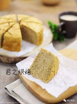 把奶茶和蛋糕结合在一起