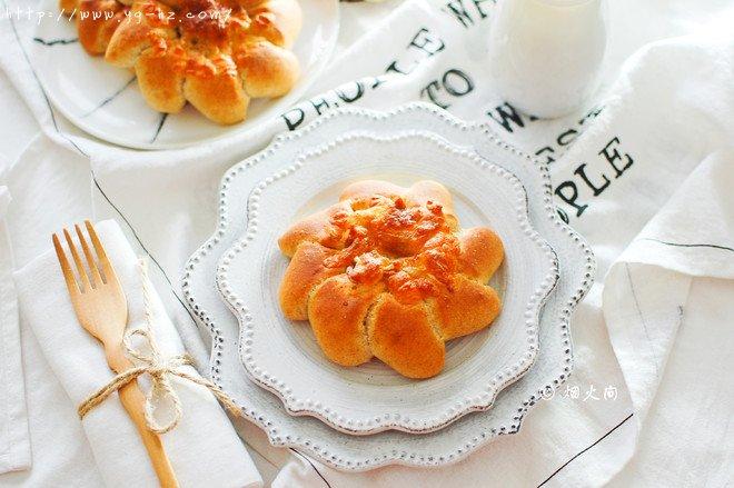 花式奶酪面包的做法